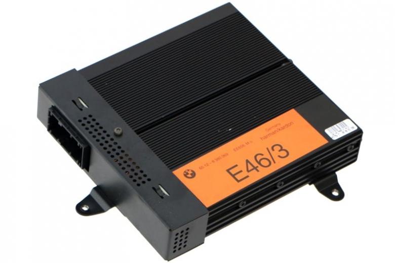 Audio, Navigation u. Telefon -Endstufe HiFi Verstärker-
