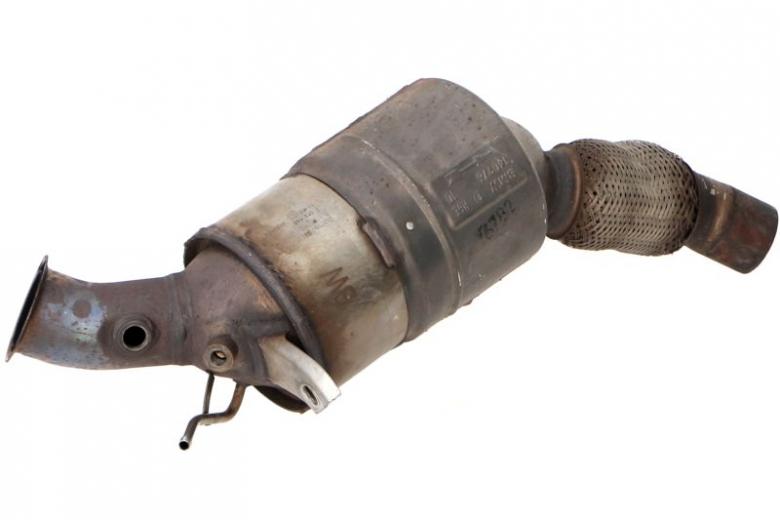 Auspuffanlagen, Kats u. Zubehör -Dieselpartikelfilter-