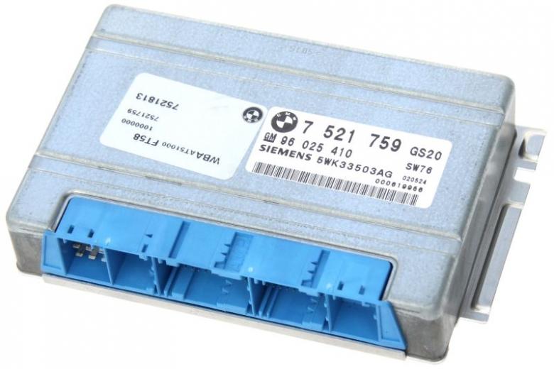 Steuergeräte, Module, Relais -Getriebesteuergerät-